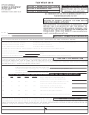 Exemption Certificate/alternate 1040/signatures - City Of Norwalk - 2010