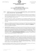 Form Cf:0034 - Articles Of Dissolution Domestic Nonprofit Corporation