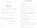 Loyalty Oath Form - Oklahoma Secretary Of State