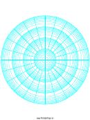 Polar Graph Paper