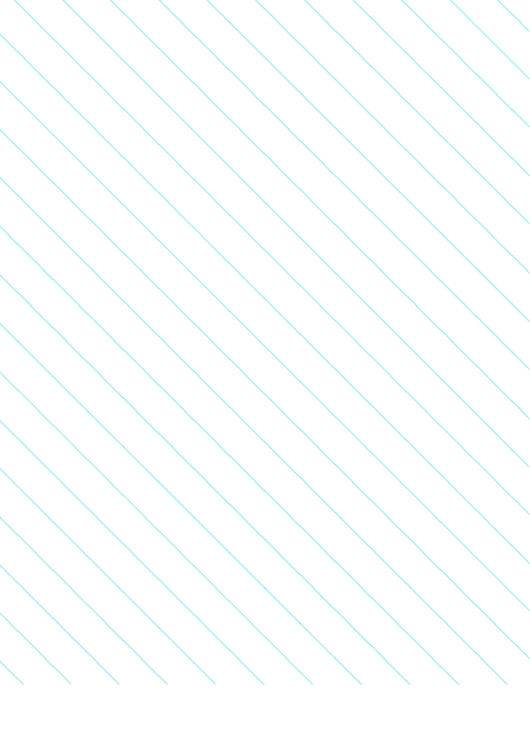 Diagonal Left Right .75 Inch Graph Paper Printable pdf