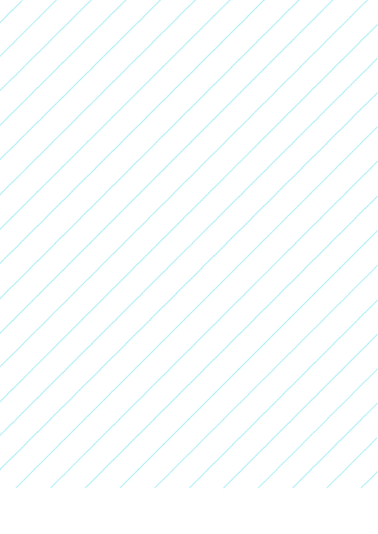 Diagonal Right Left .75 Inch Graph Paper Printable pdf