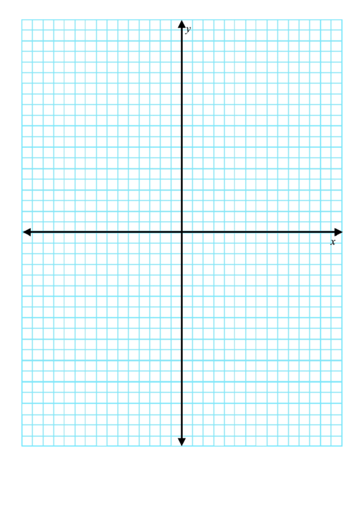 .25 Inch Axis Graph Paper Printable pdf