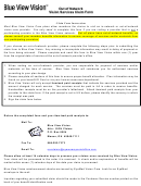 Eyemed Out Of Network Vision Services Claim Form printable pdf ...