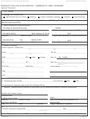 Form Lic 9163 - Request For Live Scan Service - Community Care Licensing