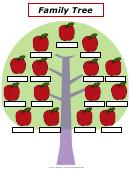 Family Tree - Apples