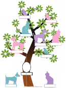 Pet Family Tree Template