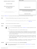 Form Mllc-6a - Limited Liability Company Restated Certificate Of Formation - 2011