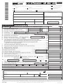 Form Nyc-4s - General Corporation Tax Return - 2012