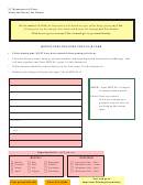Form Mrt-441 - Meals And Rooms Tax Return