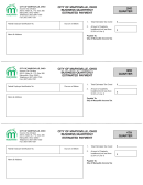 Business Quarterly Estimated Payment Form - Ohio Income Tax Division