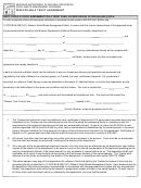 Form Mo 780-1272 - Irrevocable Trust Agreement - 2011