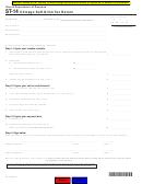 Form St-14 - Chicago Soft Drink Tax Return