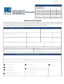 Form Uce-151 - Employer Status Report