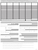 Schedule Nol - West Virginia Net Operating Loss Carryforward Calculation (11-24-6(d))