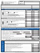 Form Mo-a - Individual Income Tax Adjustments - 2003