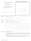 Form Mllc-13a - Amended Annual Report - 2012