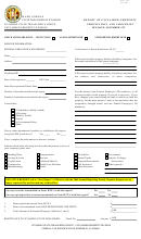 Form Wup-1 - Report Of Unclaimed Property - Verification And Checklist