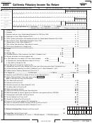 Form 541 - California Fiduciary Income Tax Return - 2000