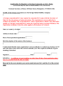 Application To Register A Foreign Corporate Or Llc Name Form