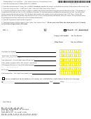 Form Wh-1 - Withholding Tax
