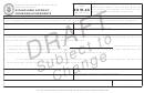 Form Mo W-4c - Withholding Affidavit For Missouri Residents