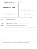 Form Mnpca-13a - Nonprofit Corporation Amended Annual Report - 2012