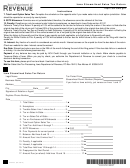 Iowa Streamlined Sales Tax Return - Iowa Department Of Revenue - 2016