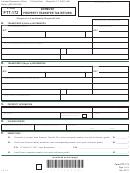 Form Ptt-172 - Vermont Property Transfer Tax Return - 2017