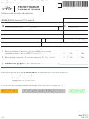Form Ptt-173 - Property Transfer Tax Payment Voucher - 2016