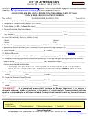 Business License Registration - City Of Jeffersontown