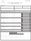 Form 8879(c)-k - Kentucky Corporation Or Pass-through Entity Tax Return Declaration For Electronic Filing 2013