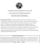 Form Cr2e081 - Corporation Reinstatement - 2010