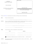 Form Mlpa-6 - Certificate Of Limited Partnership