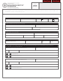 Form 4098 - Application For Direct Pay Authorization - Missouri Department Of Revenue