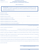 Form 92a936 - Election To Qualify Terminable Interest Property And/or Power Of Appointment Property - 2012