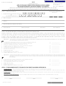Form 2070 Ac-0007 - Application And Computation Schedule For Claiming Delaware Research And Development Tax Credits - 2012