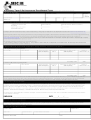 Voluntary Term Life Insurance Enrollment Form - Self-insured Schools Of California