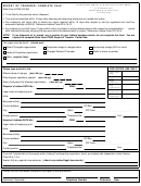 State Form 46799 - Report Of Transfer - Complete Sale