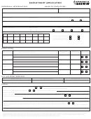 Form Fa 0509 - Employment Application