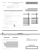 Form St-6 - Virginia Direct Payment Permit Sales And Use Tax Return - 2010