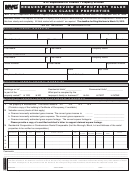 Form Request For Review Of Property Value For Tax Class 2 Properties