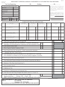 Form Wv/bot-301 - West Virginia Annual Business & Occupation Tax Return - 2003