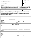 Member Credit Request Form - The State Bar Of California