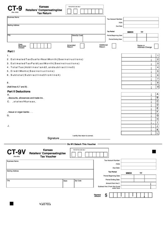 Form Ct-9