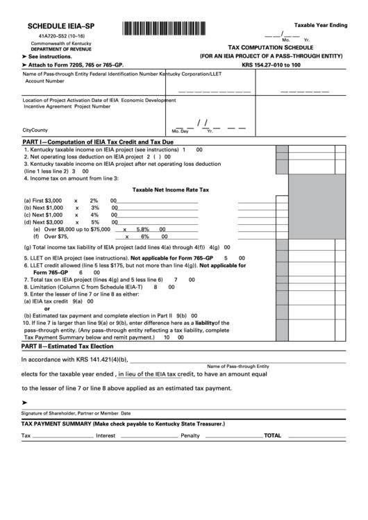partnership tax return instructions 2016