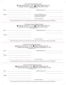 Quarterly Estimated Payment Vouchers - 2014