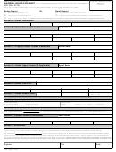 Form Ufs-1 - Universal Holder Face Sheet