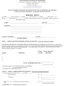 Unauthorized Insurer Business Written & Premium Tax Report Surplus Lines Insurer Risk Retention Group - South Dakota Division Of Insurance
