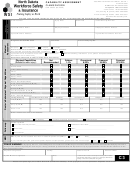 Form Sfn 58550 - Capability Assessment - North Dakota Workforce Safety & Insurance